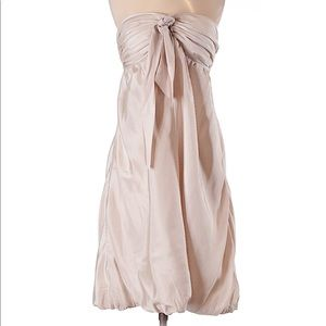 """Max and Cleo """"Earth"""" Strapless Cocktail Dress 10"""